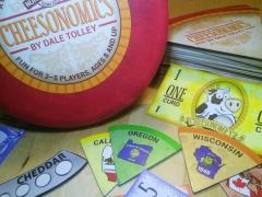 Cheeseonomics w/Extra Sharp Expansion (European Edition)