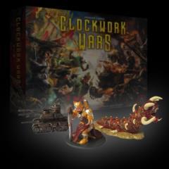 Clockwork Wars w/Painted Generals
