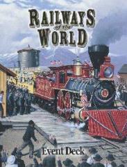 Railways of the World - Event Deck