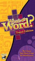 What's my Word? (Travel Edition)