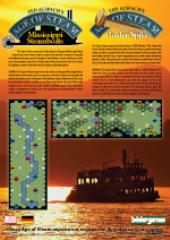 Mississippi Steamboats & Golden Spike