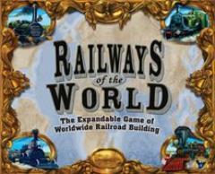 Railways of the World (1st Printing)