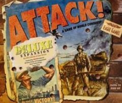 Attack! Expansion (Deluxe, Revised Edition)
