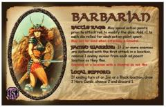 Barbarian Expansion (2016 Edition)