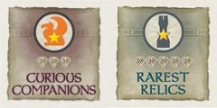 Expansion #4 - Curious Companions, Rarest Relic