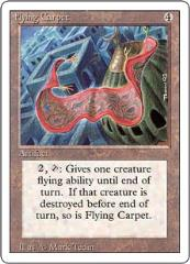 Flying Carpet (French) (R)