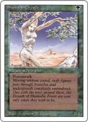 Shanodin Dryads (French) (C)