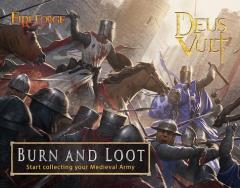 Deus Vult - Burn & Loot Starter Set