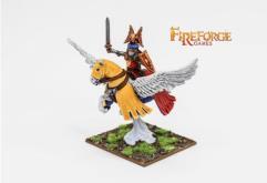 Albion's Noble on Pegasus - Fleur