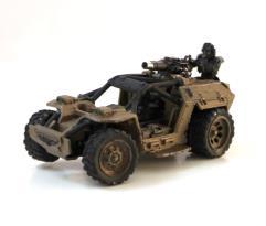 Elysian Tauros Assault Vehicle #2