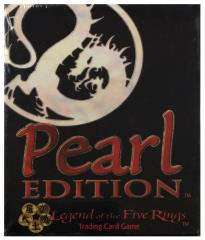 Pearl Edition - Dragon Clan Stronghold Starter Set