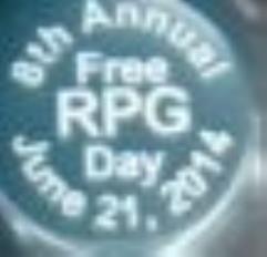 D6 2014 Free RPG Day Die