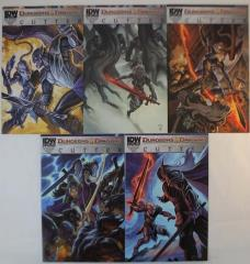 D&D Forgotten Realms Cutter Collection - #1-5!