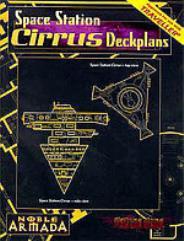 Space Station Cirrus Deckplans