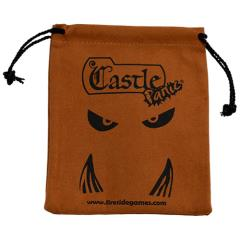 Suede Monster Bag