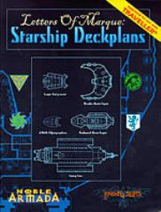 Letters of Marque #1 - Starship Deckplans