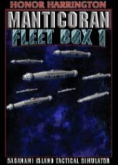 Manticoran Fleet Box #1