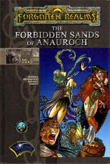 Forbidden Sands of Anauroch, The #2
