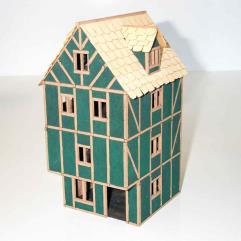 Story City House (2-3 Story)