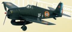 F6F Hellcat - F6F 5 No. (1F French Navy AC)