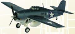 F4F Wildcat - F4F-4 US (Navy 22nd Fighter Sq)