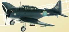 SBD Dauntless - SBD-5 (Royal New Zealand AF)