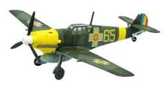 Messerschmitt Bf-109 - Romanian Air Force