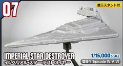 Imperial Star Destroyer (1/15000 Scale)