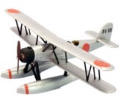 Kawanishi E7K Reconnaissance Seaplane - Oominato Naval Flying Corps