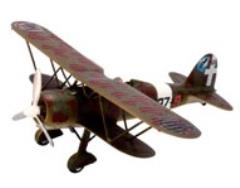 Fiat CR.42 Flaco - Italian Air Force 158th Fleet Air Wing