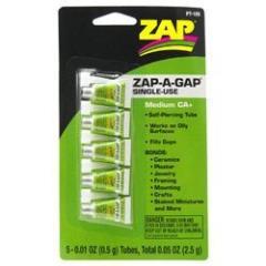 Zap-A-Gap CA+ Single-Use (1/10 oz.) (5)