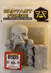 Skull Gate & Sarcophagus