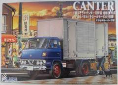 Mitsubishi Fuso Canter Truck - Cargo Van