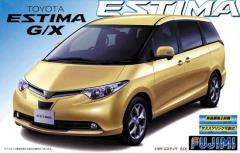 Toyota Estima G & X Versions