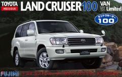 Toyota Landcrusier 100 VAN