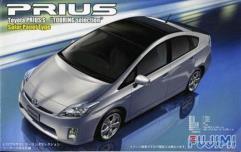 Toyota Prius w/Solar Panel