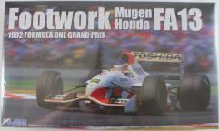 Footwork Mugen Honda FA12 - 1992