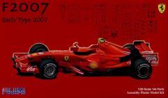 Ferrari F2007 - Early Type
