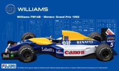 Williams FW14B - Monaco GP 1992