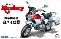 Honda Monkey Police Bike