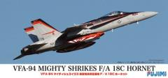 F/A 18C Hornet VFA-94 Mighty Shrikes - Iwakuni Air Base
