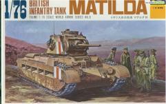 Matilda British Infantry Tank