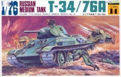 T-34/76A Russian Medium Tank
