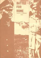 Battle for Rome - Anzio-Cassino, 1944