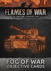 Fog Of War Objective Deck