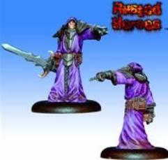 Kru'Gain - Black Inquisitor