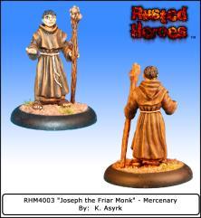 Joseph the Friar - Monk