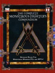 Complete Monstrous Fighters Compendium, The