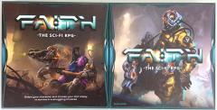 Faith - The Sci-Fi RPG (Deluxe Kickstarter Edition)