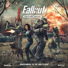 Fallout Wasteland Warfare - Two Player Starter Set